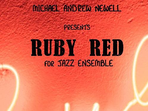 Ruby Red (Jazz Ensemble)