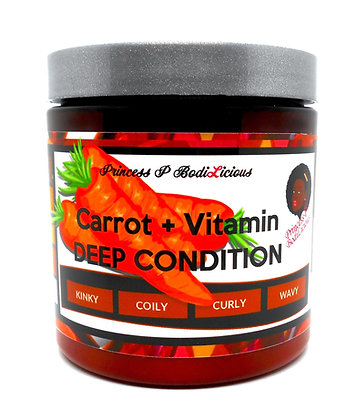 Carrot + Vitamin Deep Condition