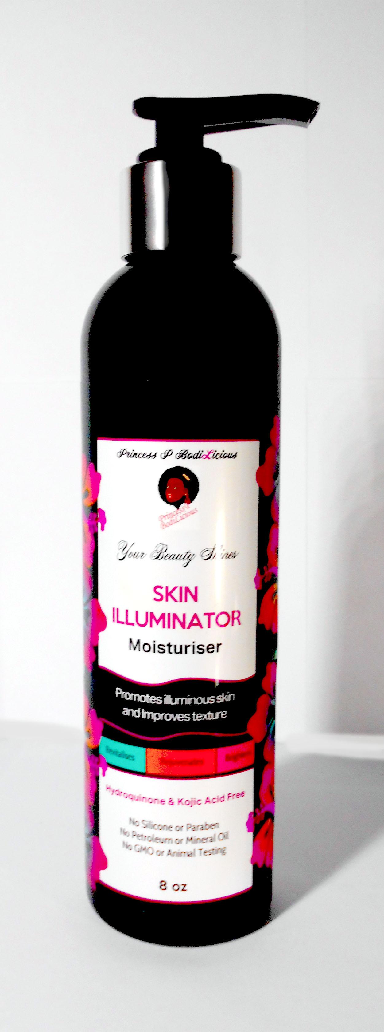 Skin Illuminator Lotion