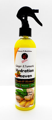 Ginger Turmeric Hydration Heaven (8oz)