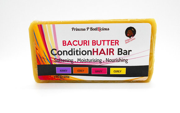 Bacuri Butter ConditionHAIR Bar