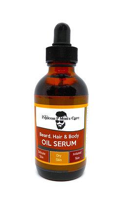 Beard, Hair & Body Serum