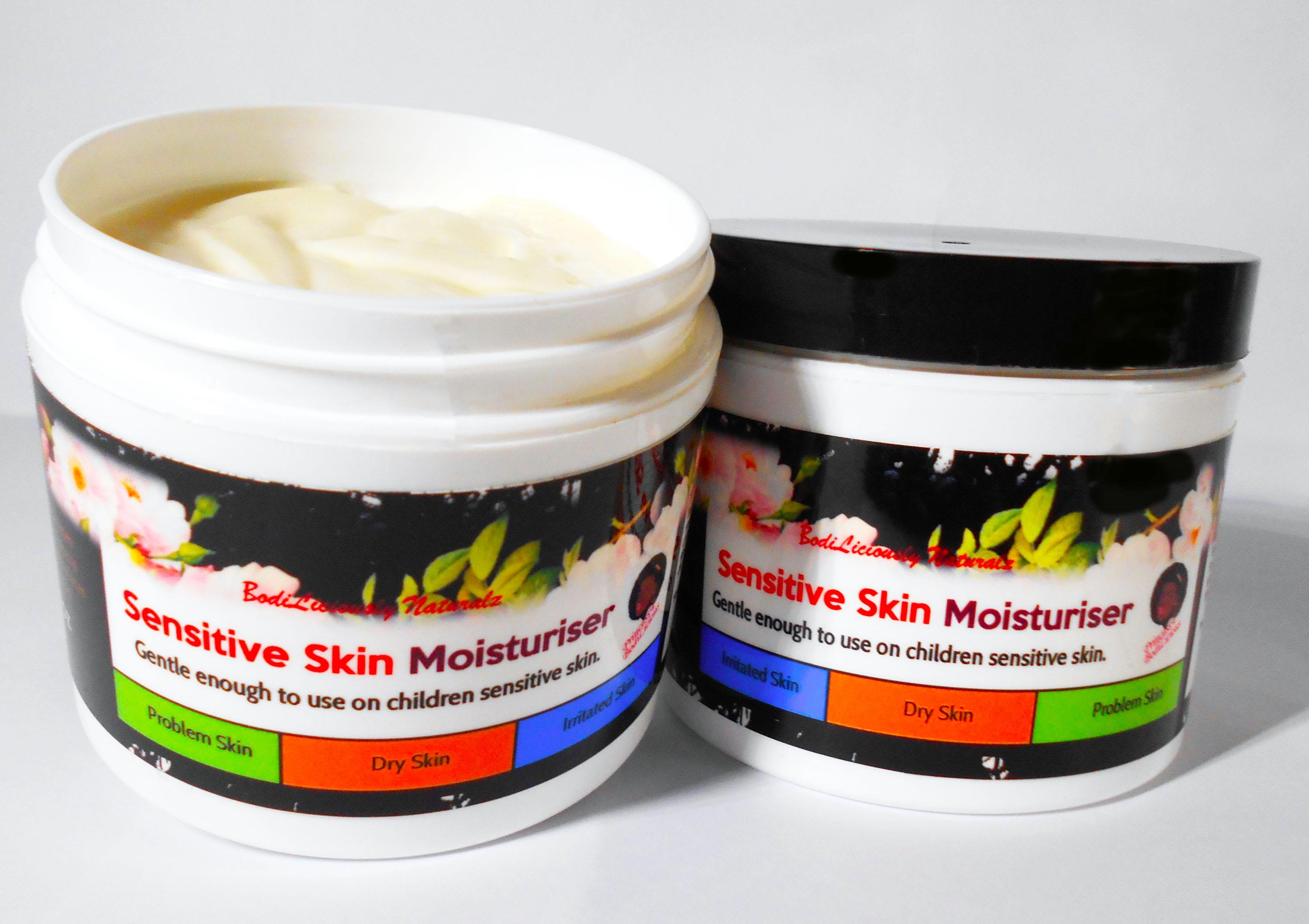Sensitive Skin Moisturiser