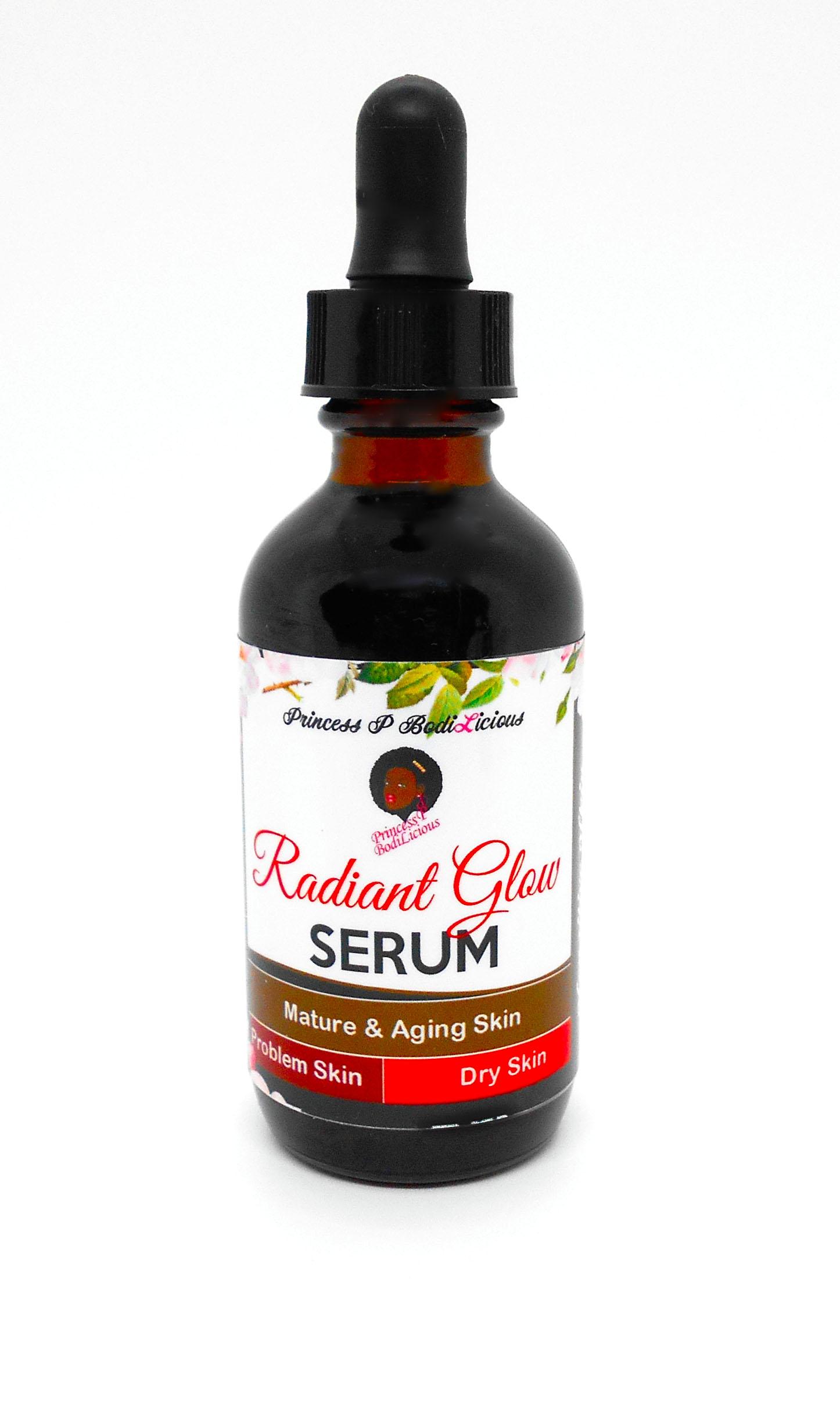 Radiant Glow Serum