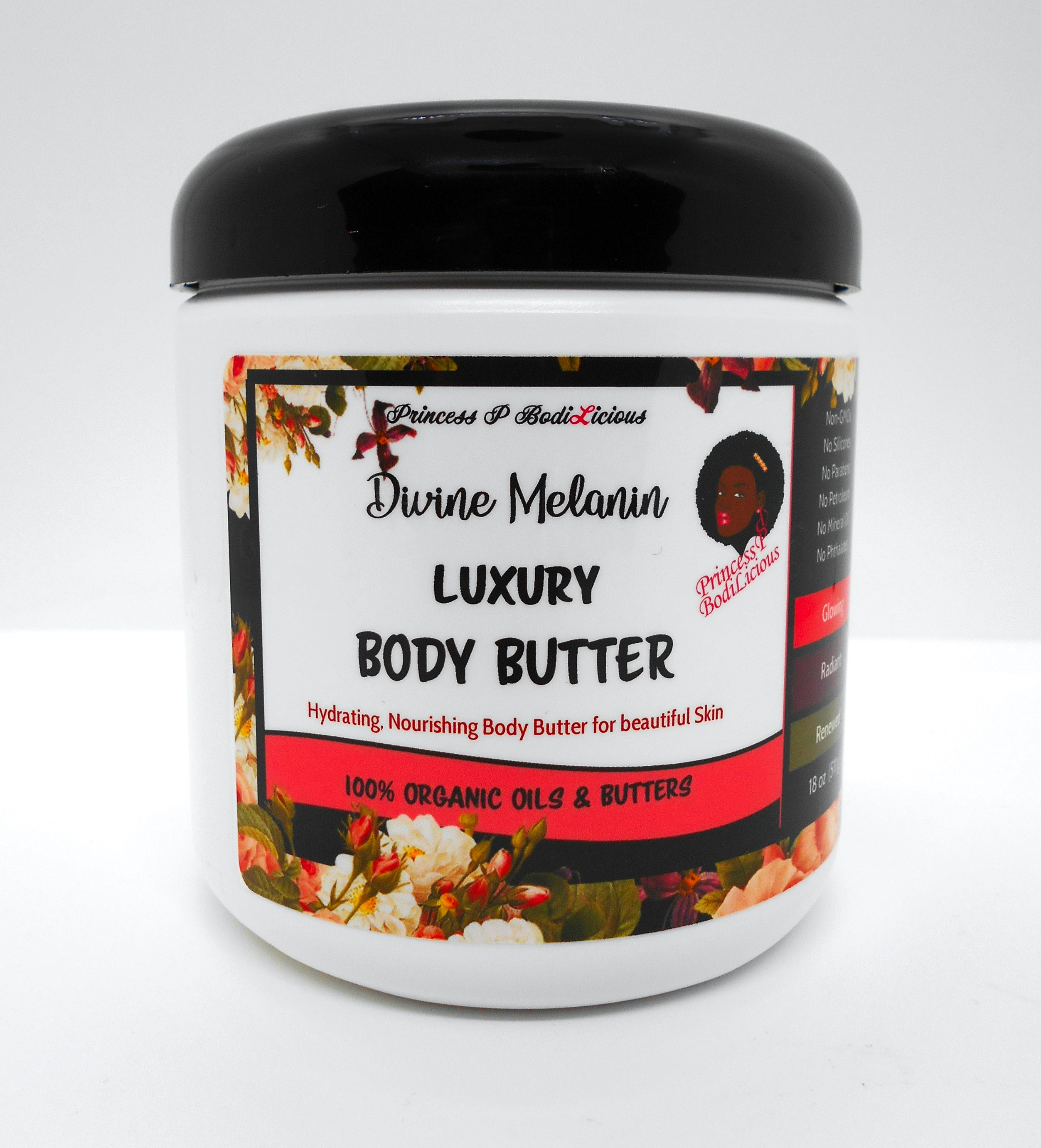 Divine Melanin Body Butter