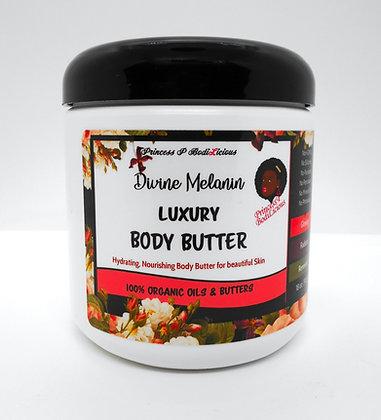 Divine Melanin Luxury Body Butter
