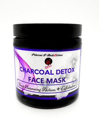Charcoal Detox Face Mask (10 oz)