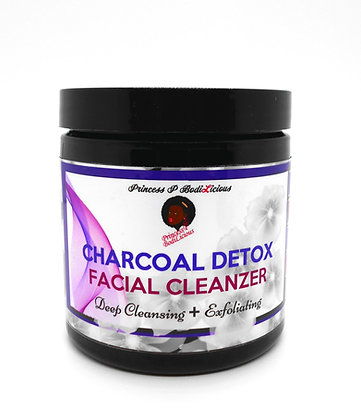 Charcoal Detox Face Cleanzer