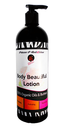 Organic Body Lotion