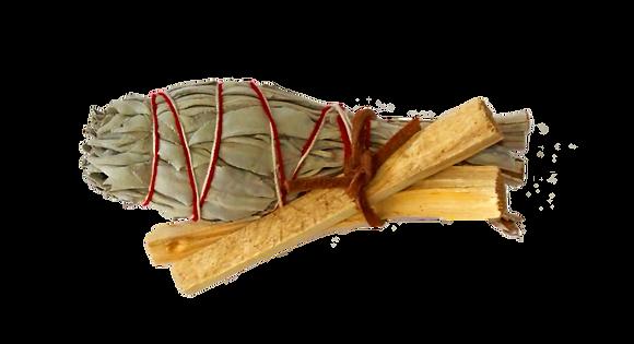 Palo Santo Sage Bundle