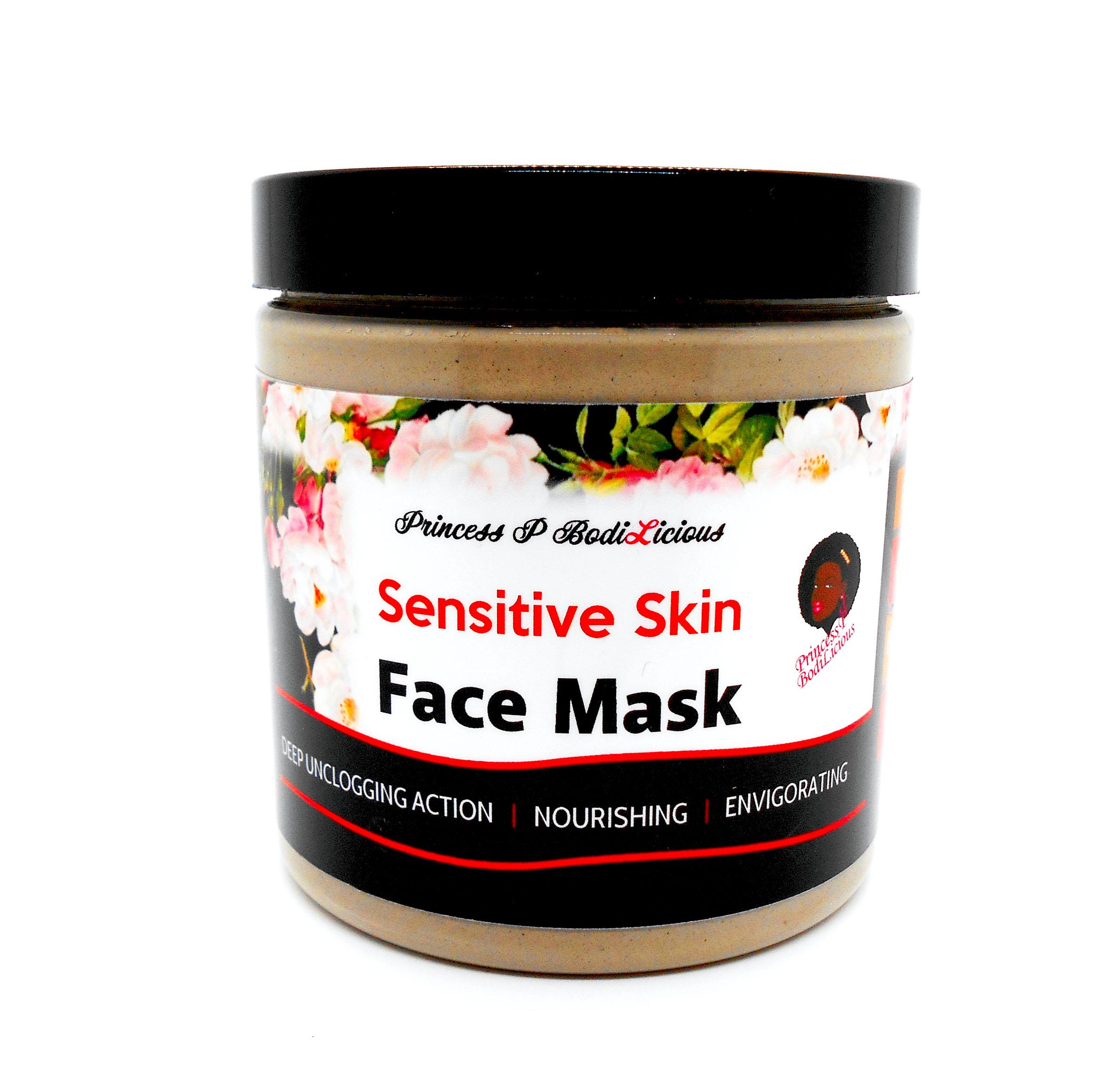 Sensitive Skin Face Mask