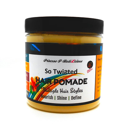 So Twisted Hair Pomade