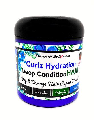 Curlz Hydration Deep ConditionHAIR Repair Mask