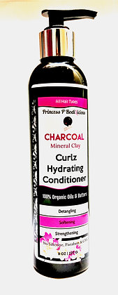 Charcoal Clay Conditioner (8oz)