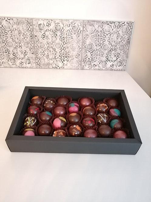 Boîte de 25 chocolats