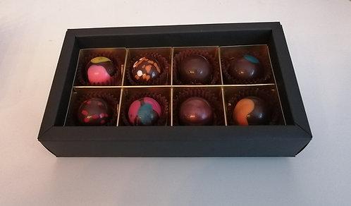 Boîte de 8 chocolats