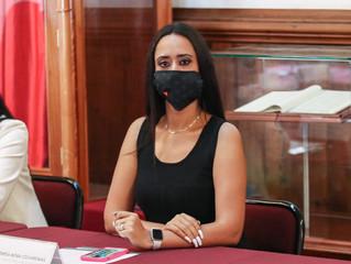 Destaca Tere Mora acciones de inconstitucionalidad de CNDH y CEDH contra Ley de Educación en Michoac