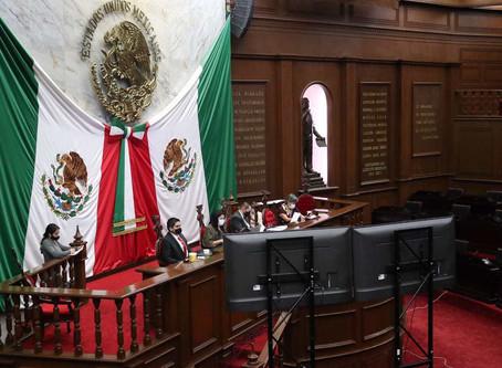 Aprueba Congreso local, reglamento para celebrar Parlamento de Mujeres