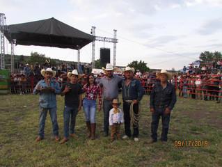 Terminan fiestas patrias con Jaripeo en Panindícuaro