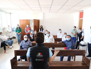 Fortalece SSM vigilancia epidemiológica en La Piedad