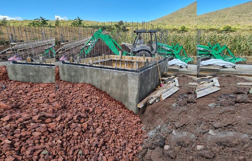 Continúa Ayuntamiento de Puruándiro Construcción de Sistema de Agua Potable