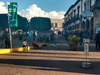 Con Bandera Verde, SSP intensifica acciones preventivas contra COVID-19 en Puruándiro