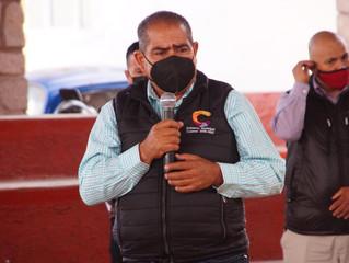 Exhorto a la ciudadanía a redoblar esfuerzos contra el COVID-19: Ariel Trujillo Córdova