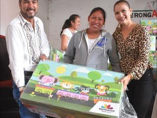 Ayuntamiento Erongarícuaro emite convocatoria a 50 embarazadas para segundo paquete de Cunas Ecológi