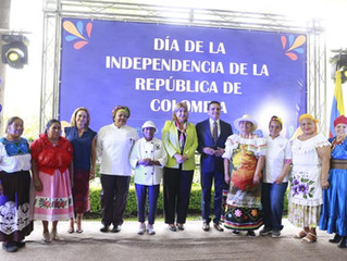 Comparten Michoacán y Colombia riqueza culinaria con Cocineras Tradicionales