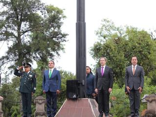 Encabeza Gobernador inicio de festejos por el 254 aniversario de Morelos