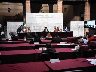 Declaran improcedente juicio político en contra de Juez de Primera Instancia en Materia Civil