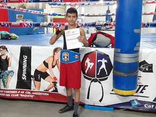 Deportistas Zacapenses Sobresaliendo en el ámbito Boxistico