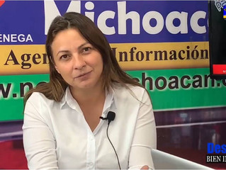 Vamos hacer una gran labor en la candidatura: Tania Duarte