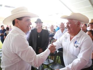 Exposición Ganadera, el alma de la Expo Fiesta Michoacán: Gobernador
