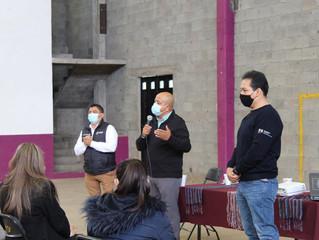 Presidente de Morelos Analiza la Situación de la Contingencia y Medidas Sanitarias
