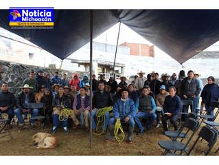 Realiza edil de Erongarícuaro entrega del Programa Municipalizado 2017