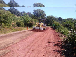 Ayuntamiento de Morelos Sigue Rehabilitando Caminos en su Comunidad