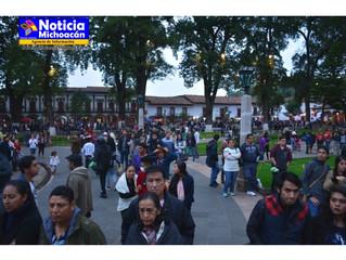 La mejor Semana Santa 2018 se vive en Pátzcuaro: Víctor Báez