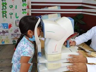DIF de Puruándiro continua con la Campaña de Lentes a Bajo Costo