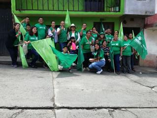 Seguro el PVEM del triunfo en Quiroga: Luz María Ramírez