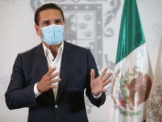 Nueva Convivencia, etapa de cuidado, respeto y corresponsabilidad: Silvano Aureoles