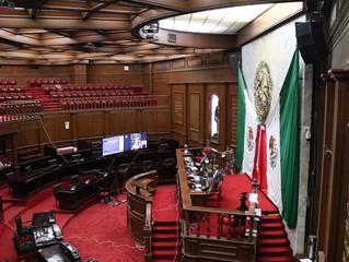 Exhorta Congreso del Estado a titulares del FONART y del IAM para que concursos artesanales y sus pr
