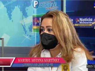Me dedico al comercio desde hace más de 24 años: Maribel Medina
