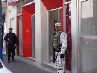 Policía Michoacán y Guardia Nacional reforzarán la seguridad pública en Zacapu