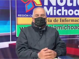 Exhorto a la militancia a formar una unidad por morena: Jorge Aparicio Moreno