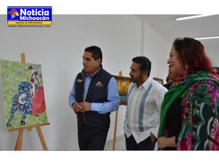 En Pátzcuaro se nota el cambio: Silvano Aureoles