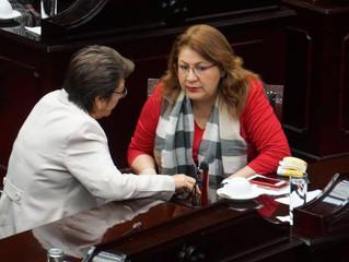 El derecho a la movilidad, pieza clave del bienestar de los ciudadanos: Cristina Portillo