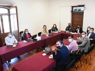 En Comisiones se revisará propuestas para definir pago del DAP: Tony Martínez