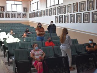 Ayuntamiento de Puruándiro Realiza Conferencia a servicios Públicos