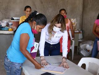 Suman más de 4 mil apoyos entregados del programa Michoacán Alimenta